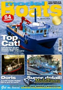 Model Boats (January 2013)