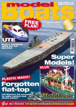 Model Boats (February 2013)