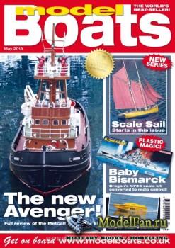 Model Boats (May 2013)