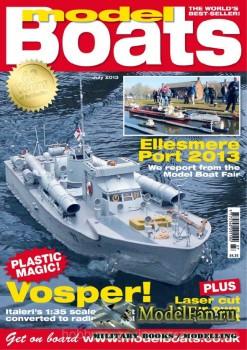 Model Boats (July 2013)
