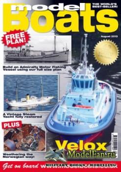 Model Boats (August 2013)