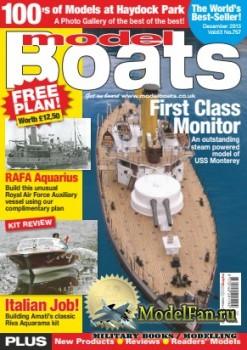 Model Boats (December 2013)