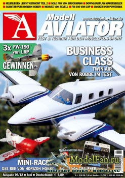 Modell Aviator 6/2012