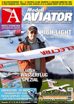 Modell Aviator 7/2012