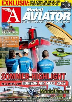 Modell Aviator 8/2012