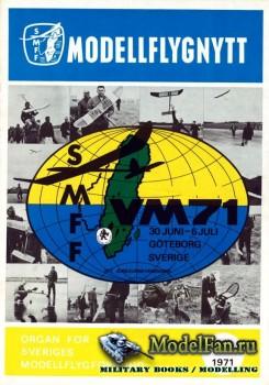 ModellFlyg Nytt №3 (1971)
