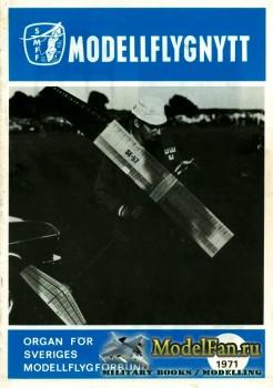 ModellFlyg Nytt №4 (1971)