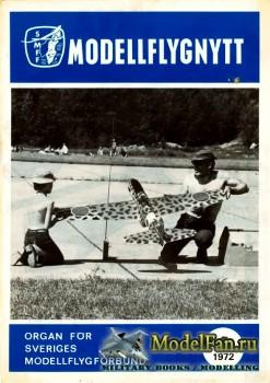 ModellFlyg Nytt №4 (1972)