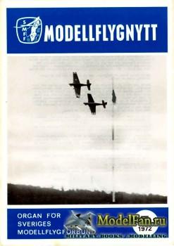 ModellFlyg Nytt №5 (1972)