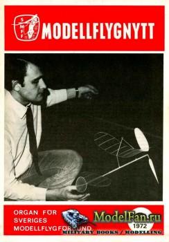 ModellFlyg Nytt №6 (1972)