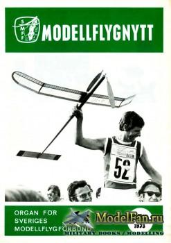 ModellFlyg Nytt №5 (1973)