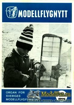 ModellFlyg Nytt №4 (1974)
