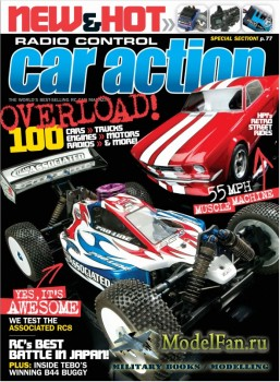 Radio Control CAR Action (January 2008)