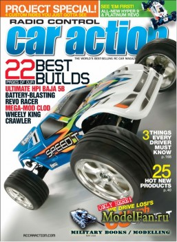 Radio Control CAR Action (May 2008)