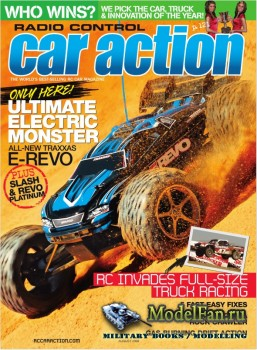 Radio Control CAR Action (August 2008)