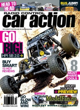 Radio Control CAR Action (October 2008)