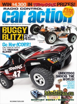 Radio Control CAR Action (December 2008)