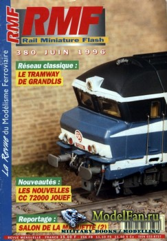 RMF Rail Miniature Flash 380 (June 1996)