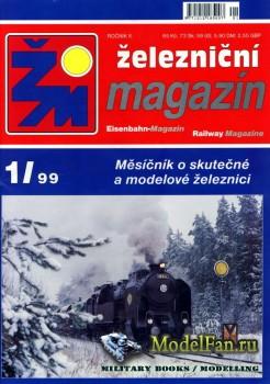Zeleznicni magazin 1/1999