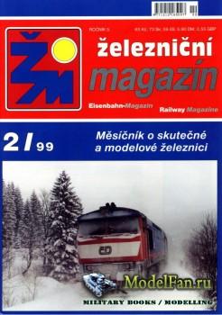 Zeleznicni magazin 2/1999