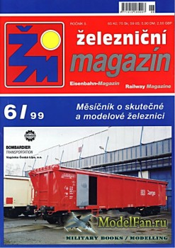 Zeleznicni magazin 6/1999