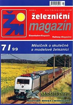 Zeleznicni magazin 7/1999