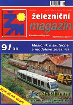 Zeleznicni magazin 9/1999