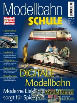 Modell Eisenbahner Modellbahnschule №5