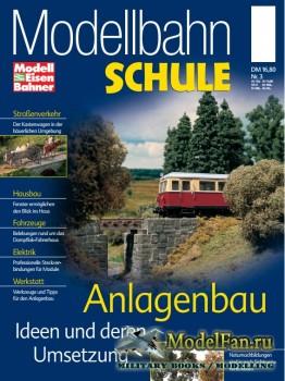 Modell Eisenbahner Modellbahnschule №3