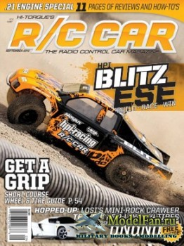 R/C Car (September 2010)