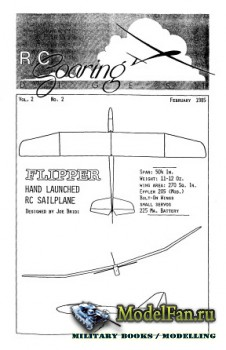 Radio Controlled Soaring Digest Vol.2 No.2 (February 1985)