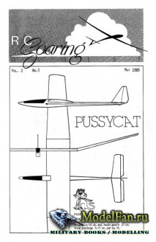 Radio Controlled Soaring Digest Vol.2 No.5 (May 1985)