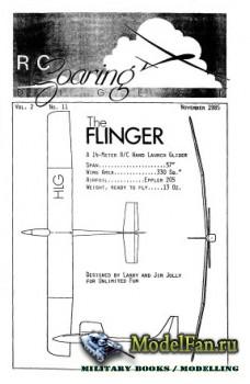 Radio Controlled Soaring Digest Vol.2 No.11 (November 1985)