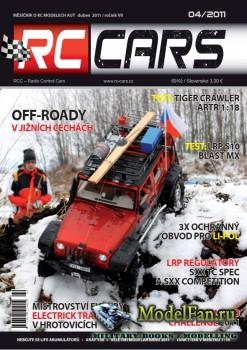 RC Cars 4/2011