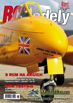 RC Modely 8/2013