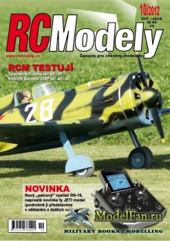 RC Modely 10/2013