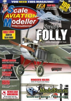 Scale Aviation Modeller International (March 2018) Vol.24 №3