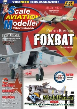Scale Aviation Modeller International (May 2018) Vol.24 №5