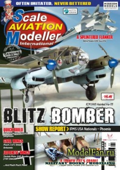 Scale Aviation Modeller International (September 2018) Vol.24 №9