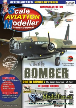 Scale Aviation Modeller International (October 2018) Vol.24 №10