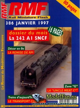 RMF Rail Miniature Flash 386 (January 1997)