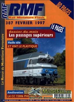 RMF Rail Miniature Flash 387 (February 1997)