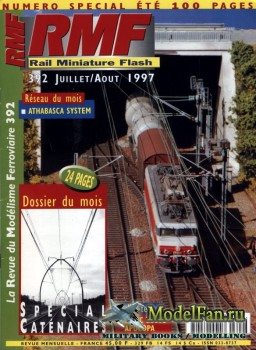 RMF Rail Miniature Flash 392 (July/August 1997)
