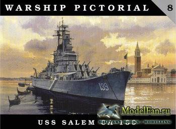 Warship Pictorial 8 - USS Salem CA-139