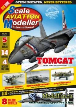 Scale Aviation Modeller International (January 2019) Vol.25 №1