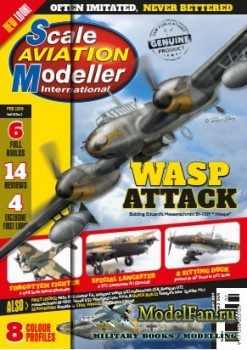 Scale Aviation Modeller International (February 2019) Vol.25 №2