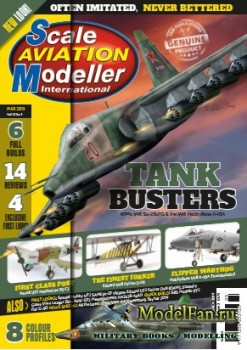 Scale Aviation Modeller International (March 2019) Vol.25 №3