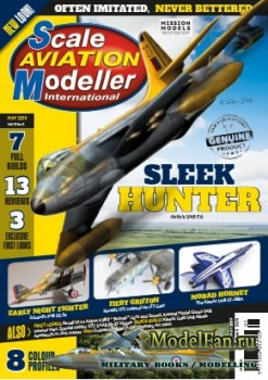 Scale Aviation Modeller International (May 2019) Vol.25 №5
