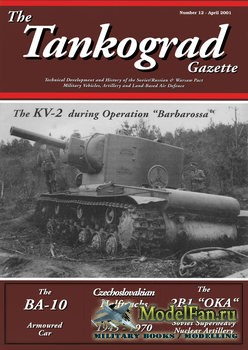 The Tankograd Gazette №12