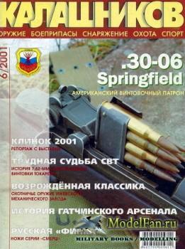Калашников 6/2001